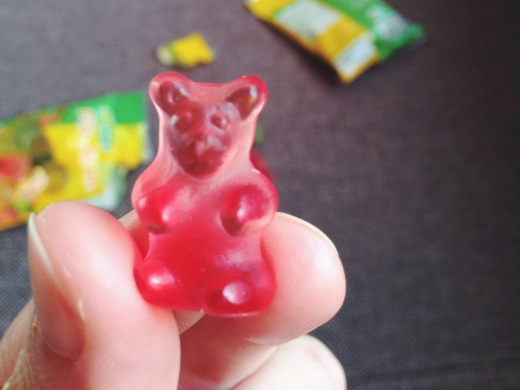 Fructose free sweets: Frusano gummy bears, a product review // Fructosefreie Süßigkeiten: Frusano Gummibärchen, ein Produkttest // Fructopia.de