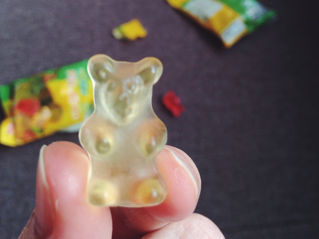 Fructose free sweets: Frusano gummy bears, a product review // Fructosefreie Süßigkeiten: Frusano Gummibärchen, ein Produkttest // Fructopia.d