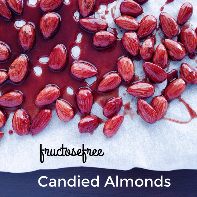 Almost December, Time Tor Candied Almonds (Sugar Free)