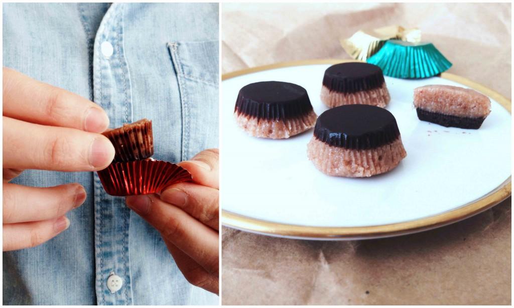 Time to reveal a big secret & Chocolates for all! // Heute lüften wir ein Geheimnis. Pralinen für alle / by fructopia.de