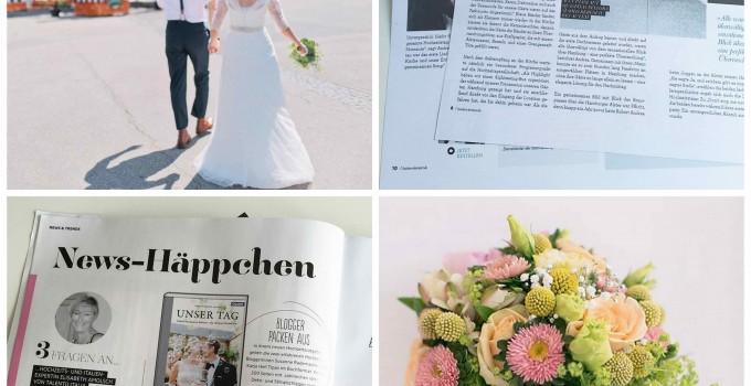 My Morning: Lieschen Is Getting Married