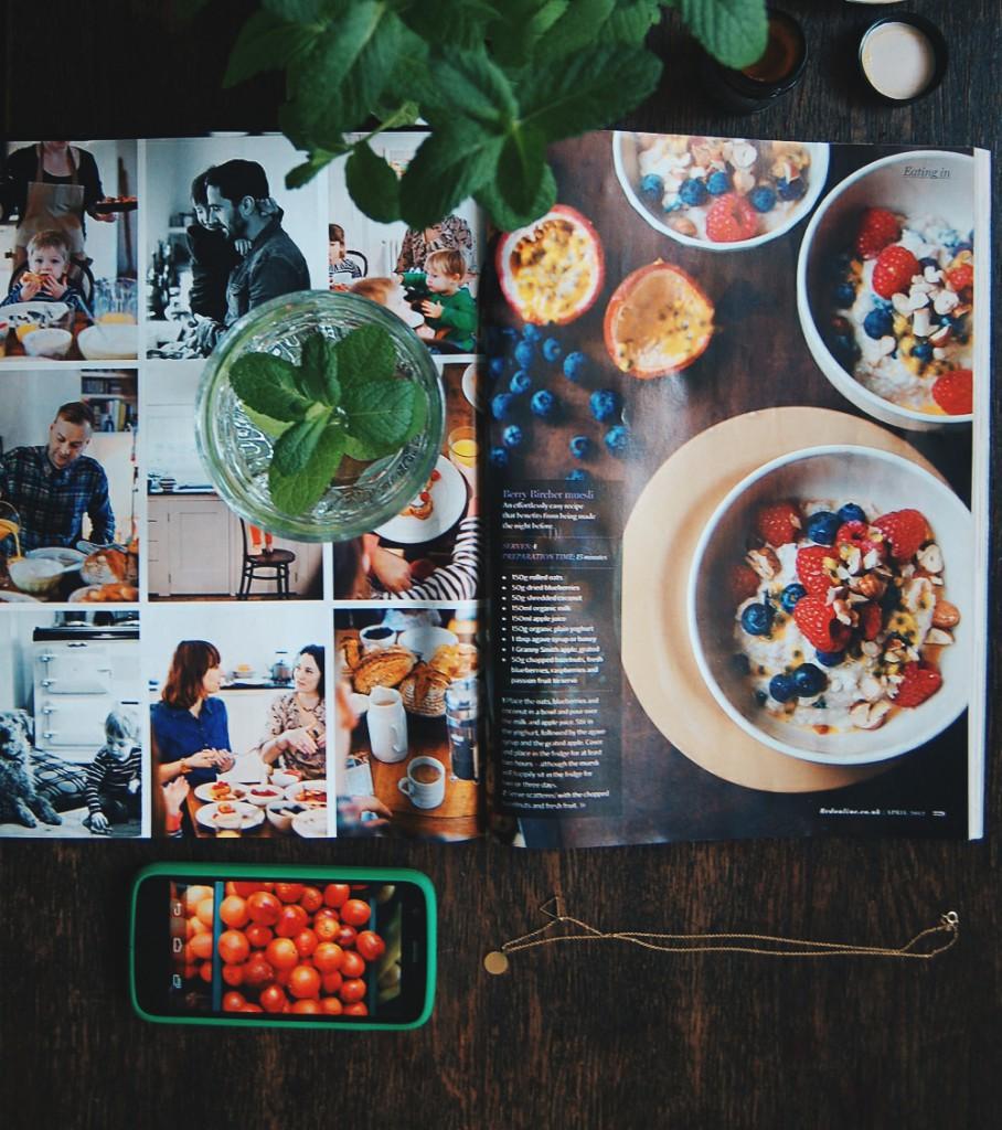 Was brauchst Du für den perfekten Start in den Tag? Ich habe Diana vom lifestyle Blog exPress-o zu ihrer persönlichen Morgenroutine befragt! Lest das Interview jetzt auf fructopia.de/