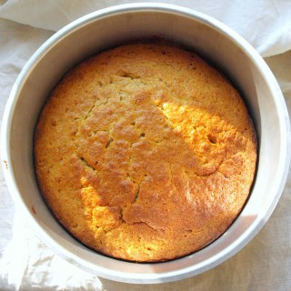 Fructose friendly cake with orange and ricotta // Fructosearmer Kuchen mit Orange und Ricotta // Fructopia.de