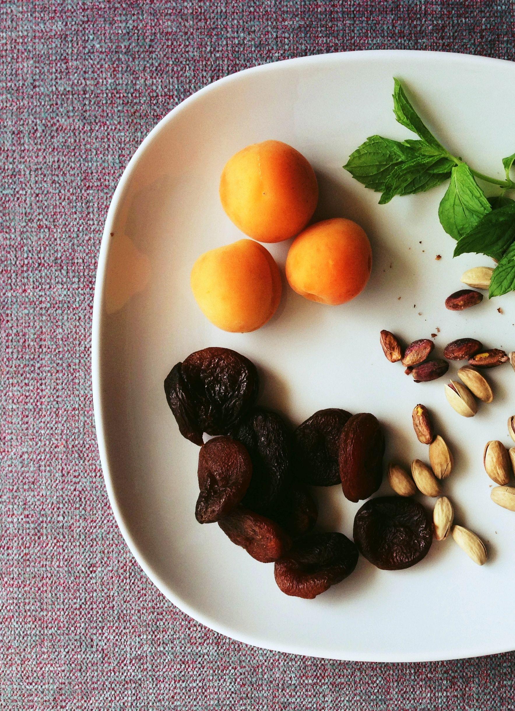 Fructose free recipes: oatmel muesli cookies // Fructosearme Rezepte: Hafer-Müsli-Kekse // Fructopia.de