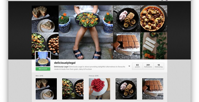 The TOP 5 Sugar-Free Instagram Feeds You Should Follow