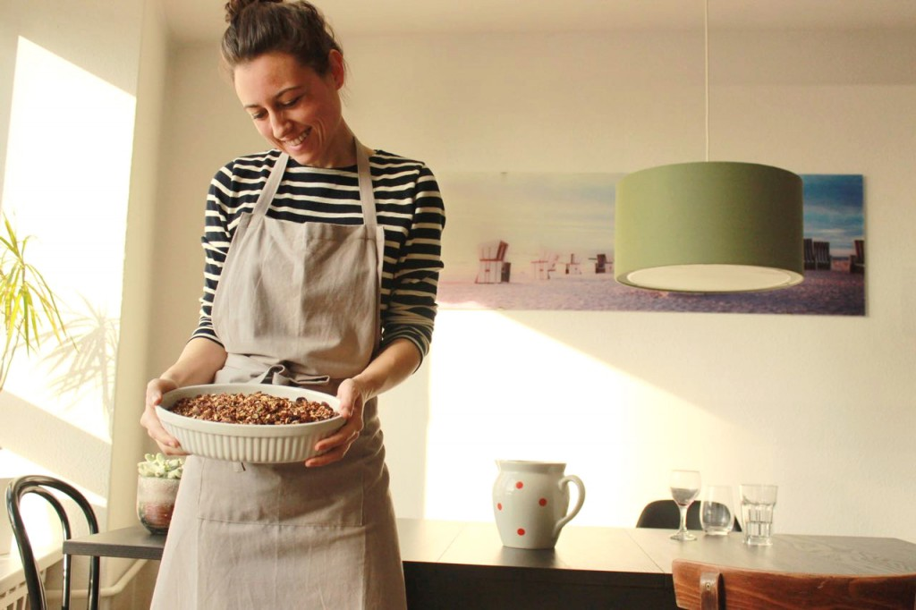 Interview Series: Healthy Happy Steffi on gluten and sugar free life // Interviewserie: Bloggerin Healthy Happy Steffi über ihren gluten- und zuckerfreien Morgen! // Fructopia.de