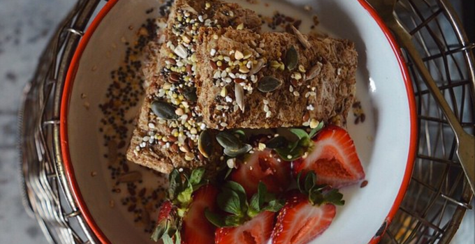My Morning: The Fructose Friendly Chef + Homemade Granola