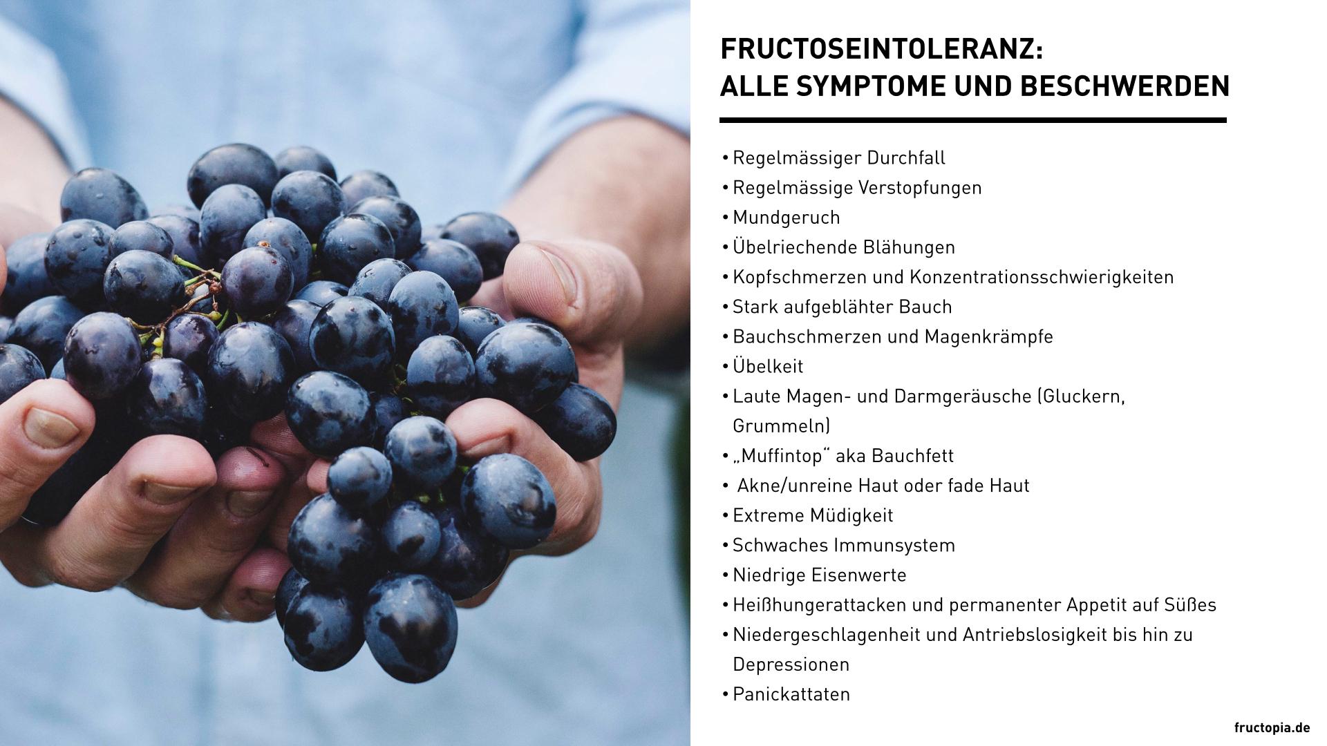 Fructoseintoleranz Symptome Und Beschwerden Fructopiade